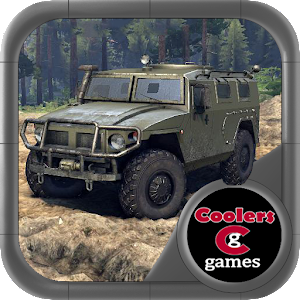 Military Truck Drive Simulator for PC and MAC