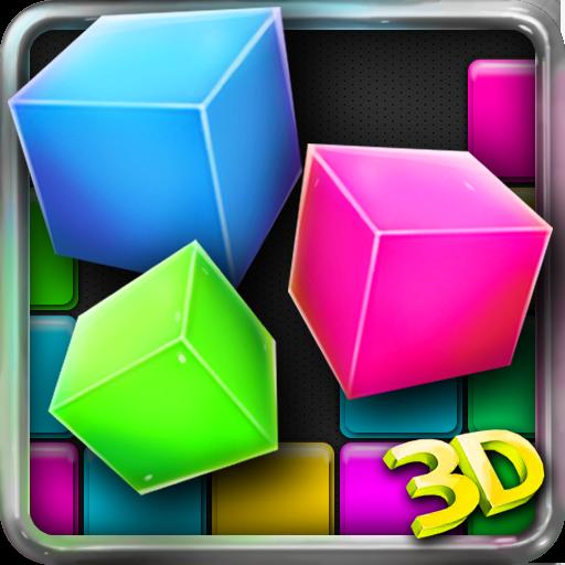 색 벽돌 게임 3D 解謎 App LOGO-硬是要APP