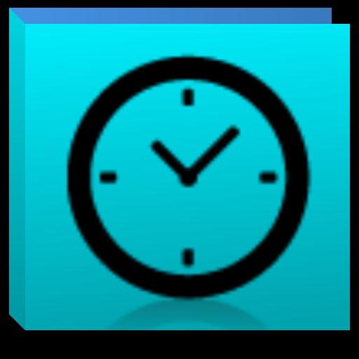 One Push Time Card Time Sheet LOGO-APP點子