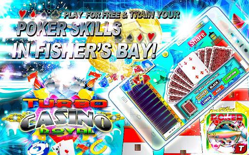 Poker Fish Vegas Star Fishing
