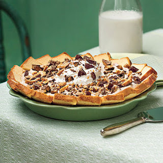 Tiramisù Toffee Trifle Pie