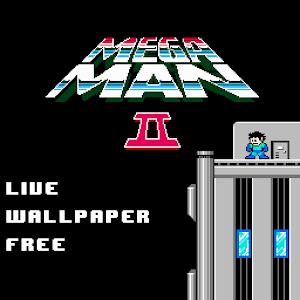 Mega Man 2 Live Wallpaper Free Free Android App Market
