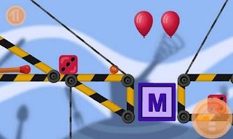 Screenshot of MiniLand (physics 2d)