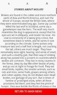 玩免費書籍APP|下載Stories About Wolves app不用錢|硬是要APP