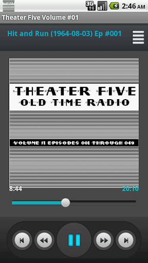 Theater Five Radio Show V. 01