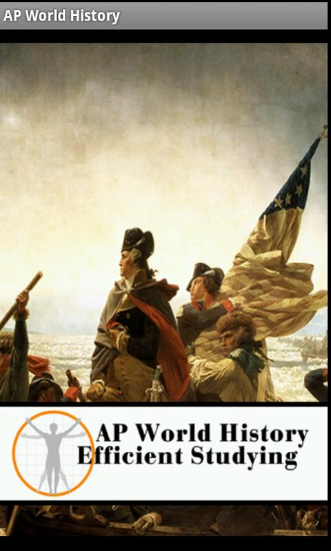 AP World History STUDY GUIDE - screenshot
