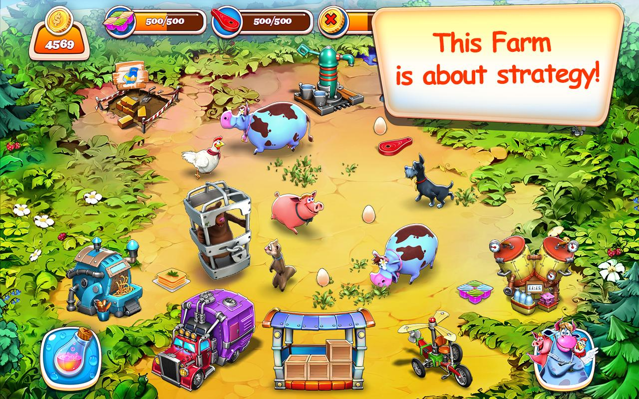 Farm Frenzy Inc.- screenshot