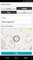 Screenshot of WheelMate™