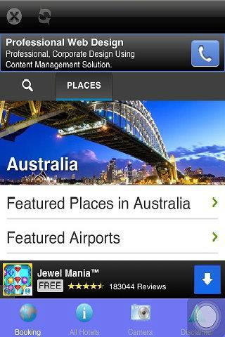 【免費旅遊App】Hotel Booking Australia-APP點子