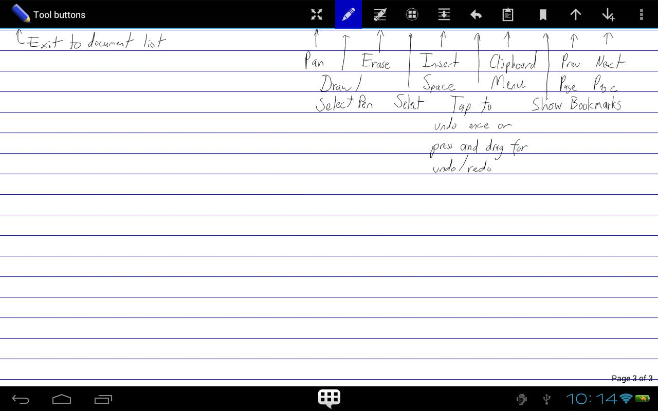 Write- screenshot