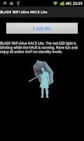 Screenshot of BLADE WiFi Alive Lite
