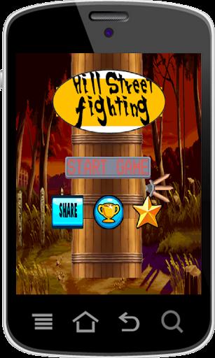 Hill Street Fighting