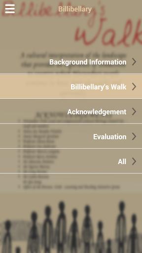 Billibellary's Walk