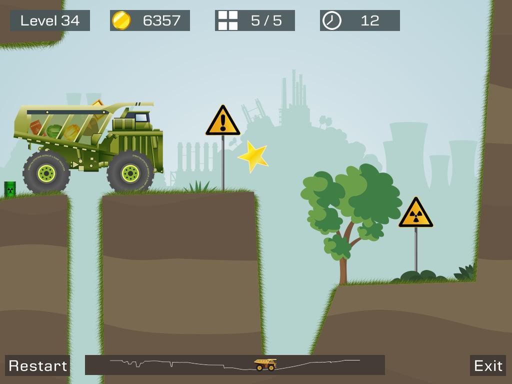Big Truck - screenshot