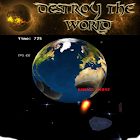 Destroy The World 3D icon