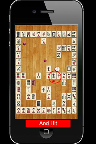 Mahjong and Ball- screenshot