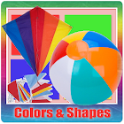 Learn Colors and Shapes icon