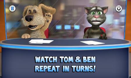 Talking Tom & Ben News 2.2 screenshot 30086
