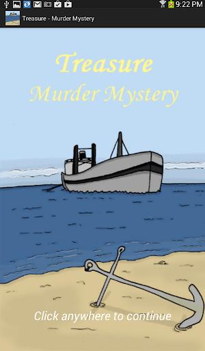 Treasure - Murder Mystery