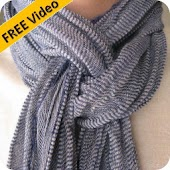How to tie a Scarf Tutorial