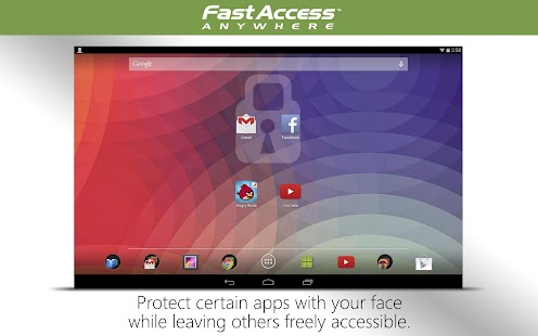 Face Recognition-FastAccess- screenshot thumbnail