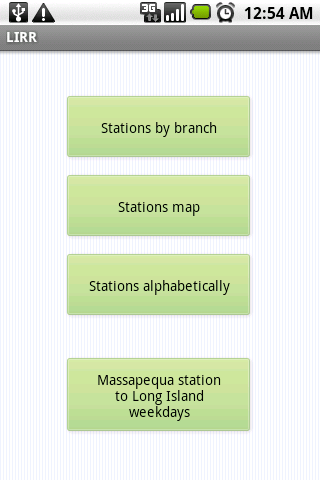 LIRR - screenshot