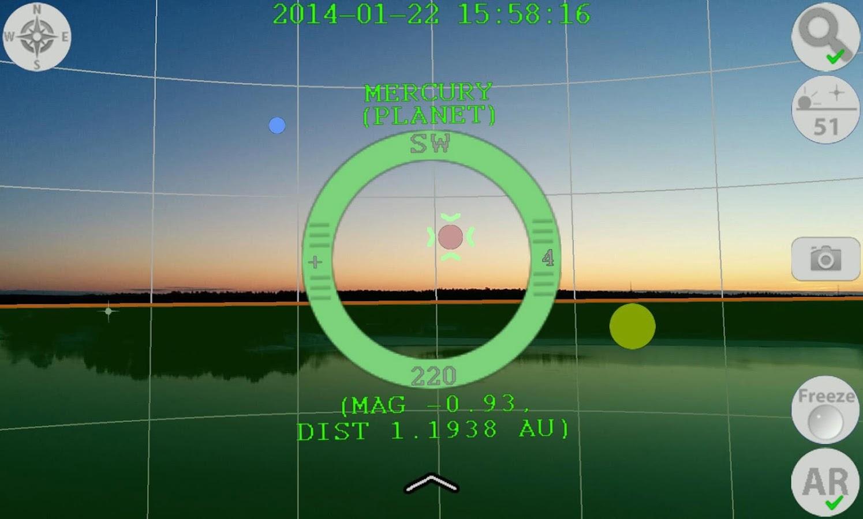 Planet Finder +- screenshot
