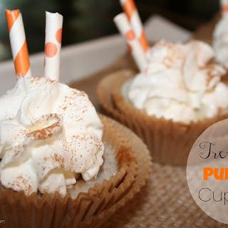 Tres Leche Pumpkin Cupcakes {recipe}