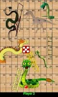 Screenshot of Snakes Ladders