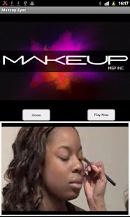Makeup Eyes - screenshot thumbnail