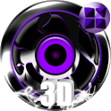 Purple Twister Theme for NEXT icon