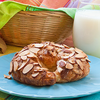 Almond Croissants Recipe