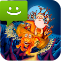 Christmas Wallpaper Chat icon