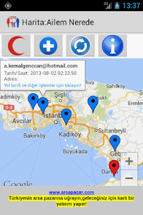 MobiTrack GPS Ailem Nerede - screenshot thumbnail
