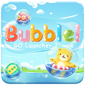 Bubble! GO Launcher Theme