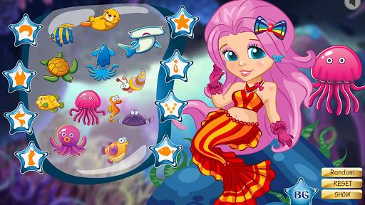 Magical Mermaid Salon