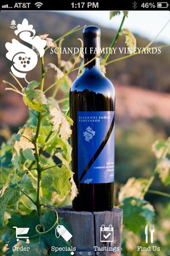 Sciandri Family Vineyard
