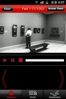 Screenshot of YBM eSLS for the TOEIC® Test