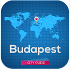 Budapeste Map & Guide icon