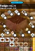 Screenshot of Fudge Clicker