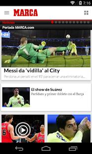 MARCA - Diario Líder Deportivo - screenshot thumbnail