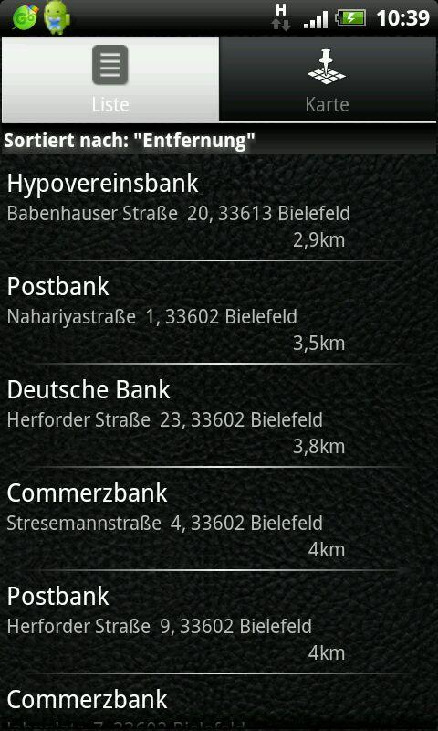 FINANZEN mobile - screenshot