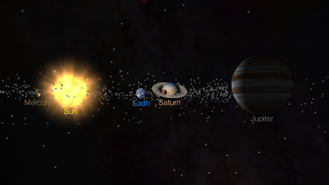 Solar Walk - Planets Screenshot 16