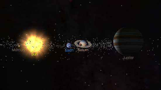 Solar Walk - Planets & Moons Screenshot 31
