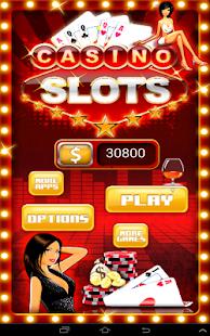 赌场少女老虎机