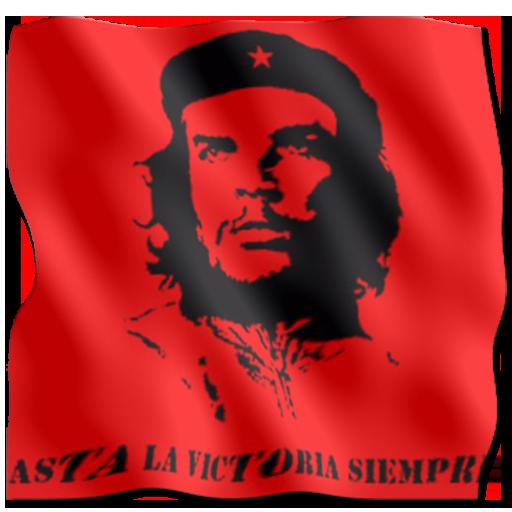 生活必備App|3D Flag Che Guevara LWP LOGO-綠色工廠好玩App