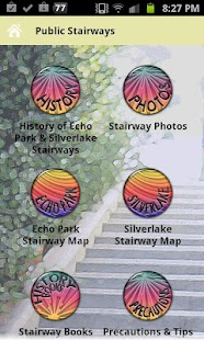 Stairways LA - screenshot thumbnail
