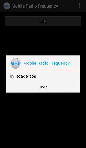 Mobile Radio Frequency