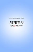 Screenshot of 세계일보 The Segye Times