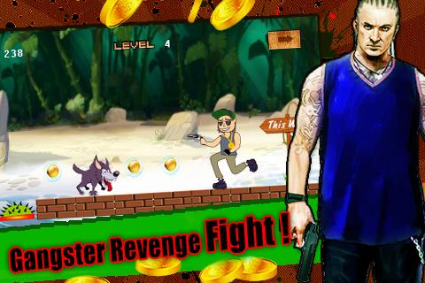 Jungle Gangster Run- screenshot thumbnail